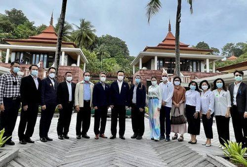 Phuket TAT Workshop Prepares for 1 July 2021 Reopening