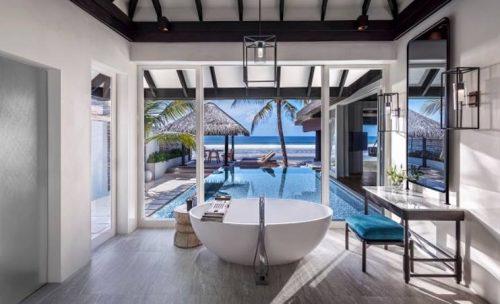 Naladhu Private Island Maldives to Relaunch in November