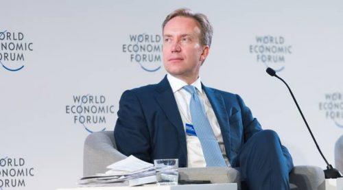 World Economic Forum President Comments on IPCC report